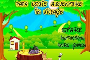 Adventure In Village