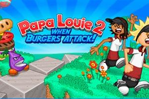 Papa's Louie 2