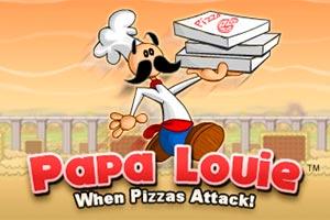 Giochi di Papa Louie 1